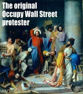 Jesus occupy_wall_street